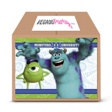 Classic Pack anniversaire Monsters University™