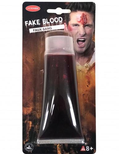Tube faux sang 100 ml Halloween