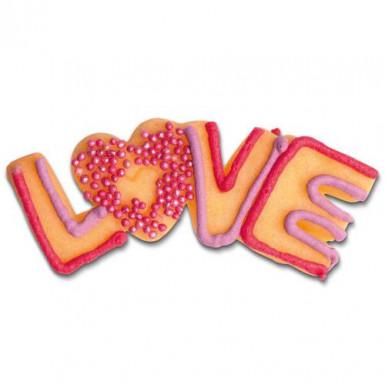 Emporte pièces LOVE-1