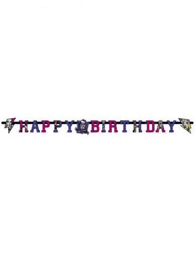 Guirlande anniversaire Monster High 2™