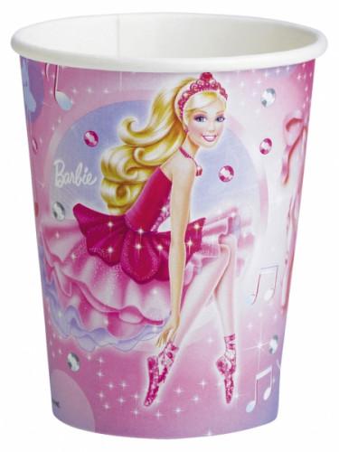 8 Gobelets Barbie™