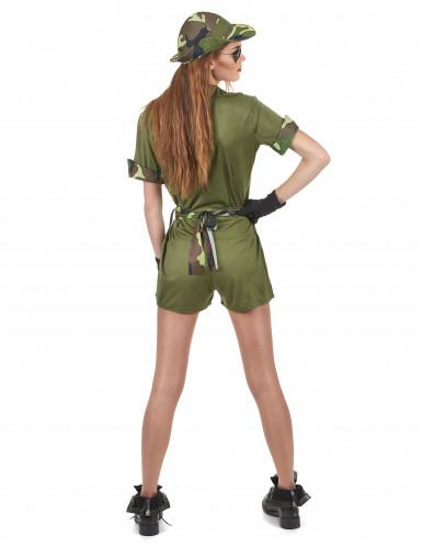 Déguisement militaire femme-2