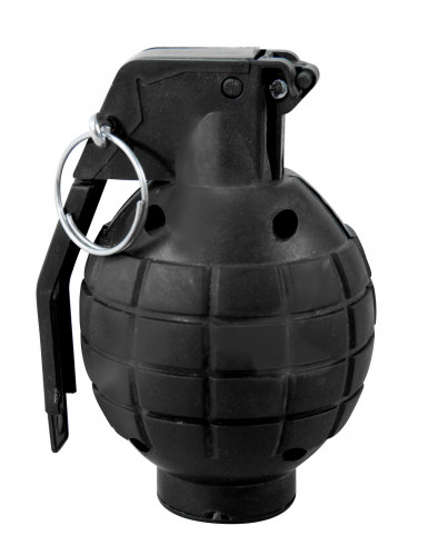 Fausse grenade sonore militaire en plastique-1