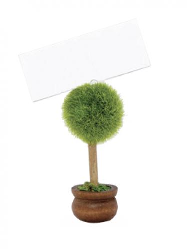Mini arbre porte-nom 10.5 cm