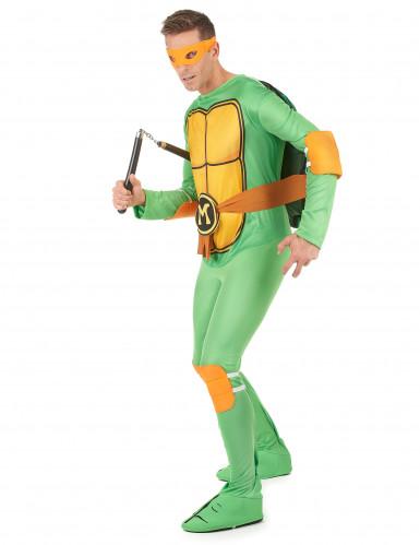 Déguisement classique Michelangelo Tortues Ninja™ adulte-1
