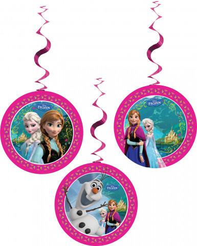 3 Décorations à suspendre La Reine des neiges™
