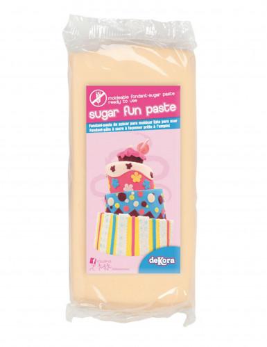 Pâte à sucre sans gluten couleur peau 250 g