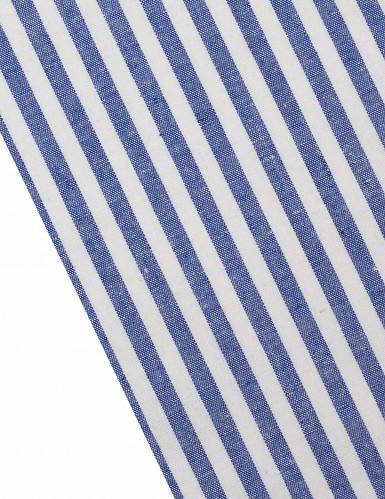 chemin de table ray bleu marine et blanc d coration anniversaire et f tes th me sur vegaoo party. Black Bedroom Furniture Sets. Home Design Ideas