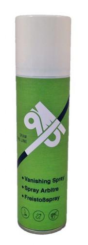 Spray marquage temporaire arbitre 150ml