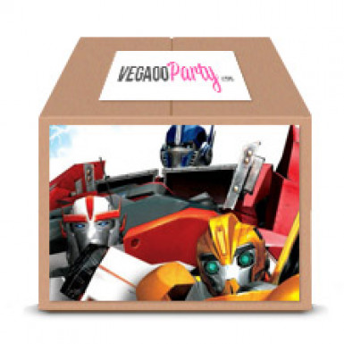 Maxi Pack anniversaire Transformers™