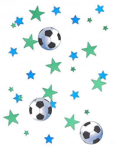 Confettis Championship soccer
