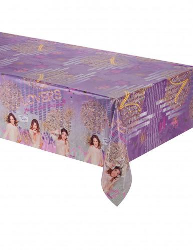 Nappe en plastique Violetta™ 120 x 180 cm