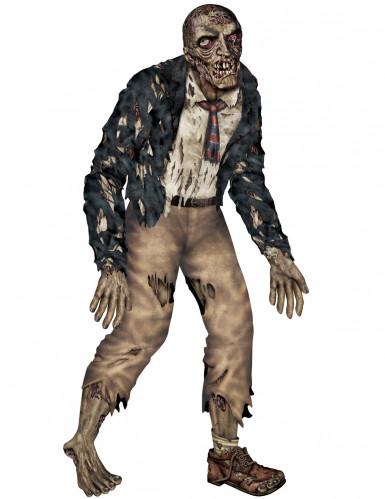 Zombie articulé Halloween 1m80