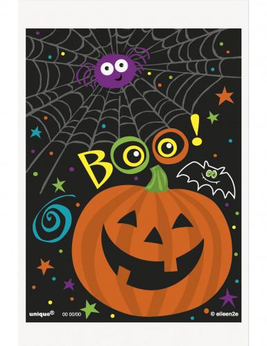 50 Sacs cadeaux en papier Petite Citrouille Halloween