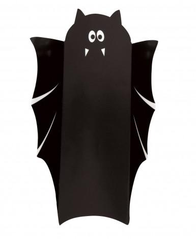 8 Pochettes pour couverts Chauve-souris Halloween