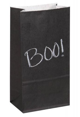 8 Sacs en papier ardoise personnalisable-1