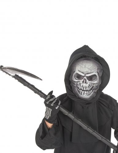 Déguisement faucheur sinistre enfant Halloween-5
