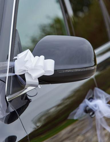 Kit de décoration voiture mariage-3
