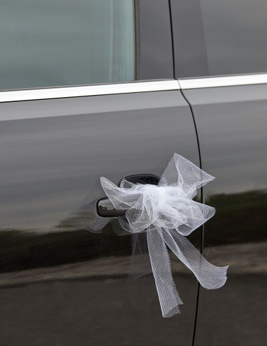 Kit de décoration voiture mariage-4