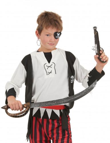 Kit de pirate en plastique pour Enfant et Adulte-1