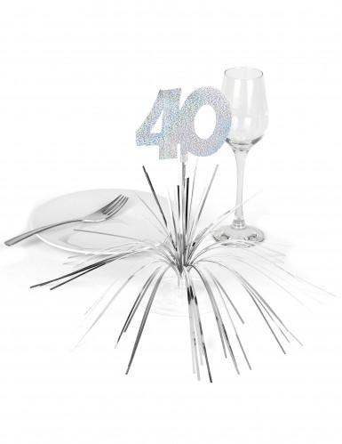 Centre de table 40 ans-1