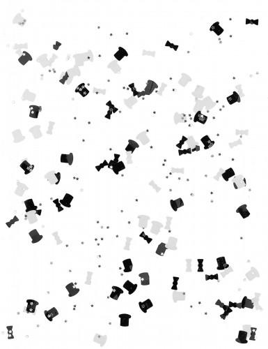 Confettis black and white-1