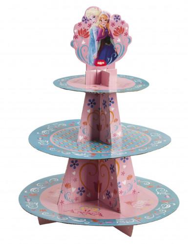 Présentoir à Cupcakes La Reine des Neiges™-1