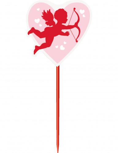 8 Pics gâteaux Cupidon Saint Valentin