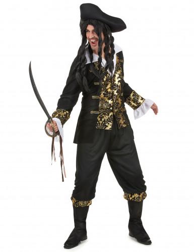 Déguisement pirate à motif homme-1