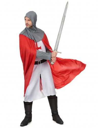 déguisement chevalier croisé homme-1