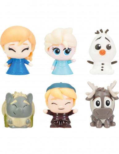 2 Figurines souples La Reine des neiges™