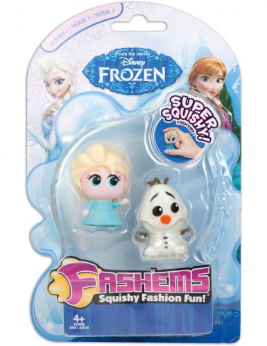 2 Figurines souples La Reine des neiges™-1