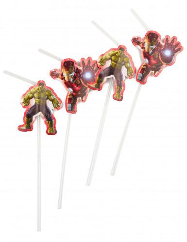 6 Pailles Avengers l'Ère d'Ultron™