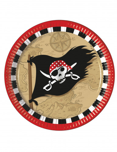 Super Pack Anniversaire Carte au trésor Pirate-2