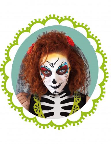 Déguisement Dia de los muertos femme Halloween-1