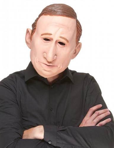Masque humoristique en latex Vladimir adulte