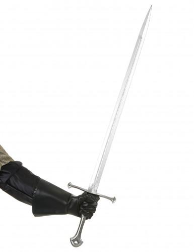Épée de chevalier médiéval luxe adulte -3