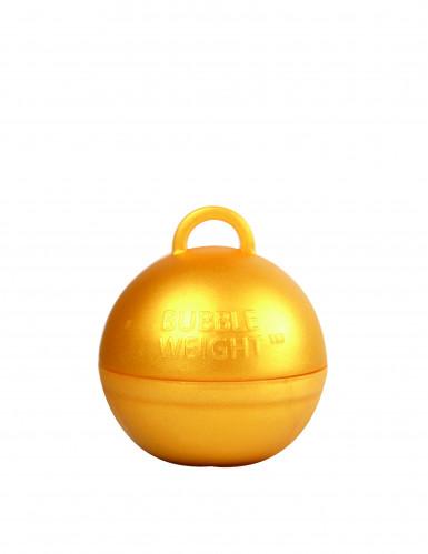 Poids ballon hélium or-2