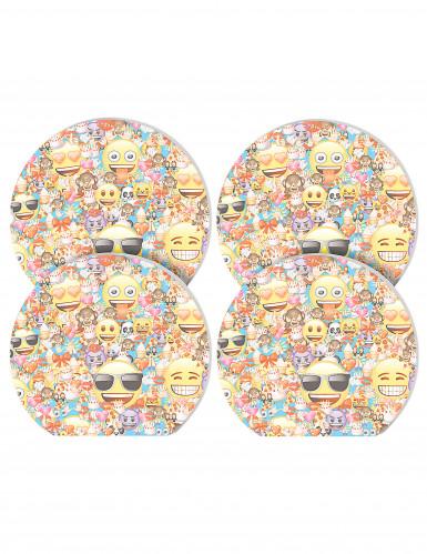 4 Blocs-notes Emoji™