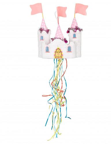 Petite piñata château de princesse 60 x 28 cm