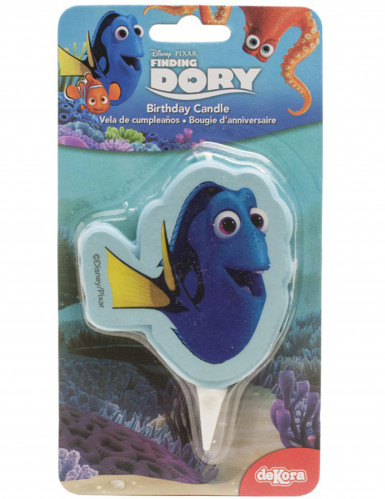Bougie Finding Dory™ aléatoire-2