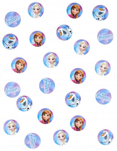 Confettis de table La Reine des Neiges™ 4,5 cm-1