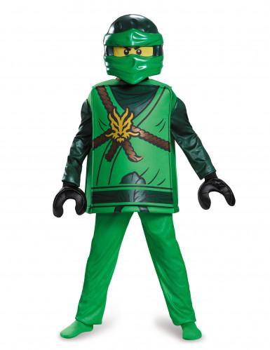Déguisement deluxe Lloyd Ninjago®- LEGO® enfant-1