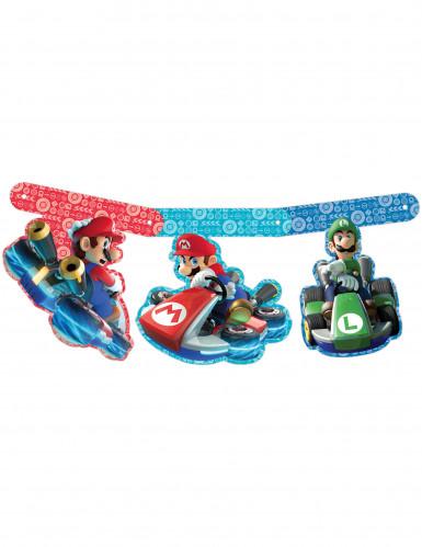 Guirlande fanions Super Mario™ 150 cm
