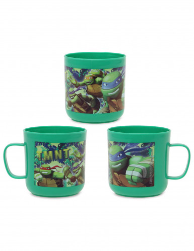 Tasse en plastique Tortues Ninja™-1