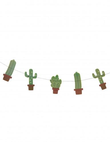 Guirlande cactus 3 mètres-1