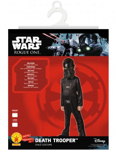 Déguisement classique Death trooper Star Wars Rogue One™ enfant-1