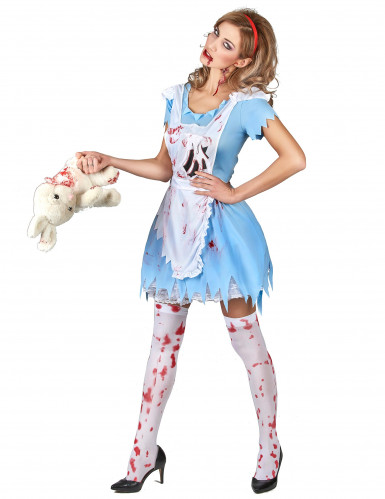 Déguisement Alice ensanglantée femme-1