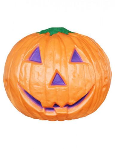 Décoration citrouille Halloween 28 cm