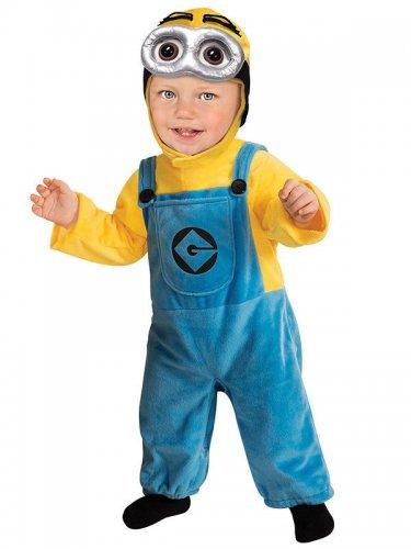 Déguisement Minion Dave™ bébé